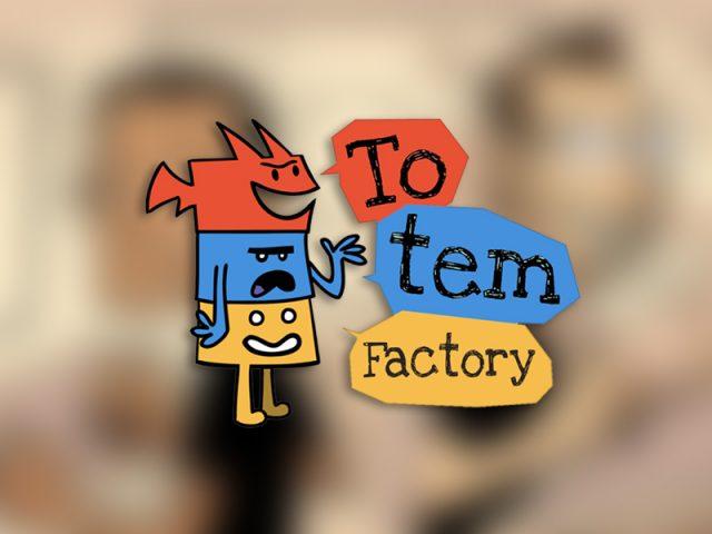Totem Factory, société de production audiovisuelle. Portfolio de Michaël Petit de Petit(à)Petit, spécialisé dans la communication visuelle, print et web. Logos, affiches, flyers, cartes de visite, plaquettes, brochures, signalétique, sites internet Petit(à)Petit crée tout ce dont vous avez besoin pour votre communication. C'est en même temps une agence de communication, un graphiste, un directeur artistique, un webdesigner basé à Pornichet, Saint-Nazaire, Nantes, Loire Atlantique, France, île de la Réunion, Paris. J'utilise illustrator, photoshop et indesign ainsi que Adobe Première et Final cut pour le montage vidéo